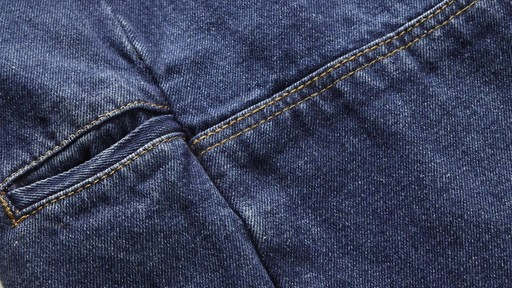 Guide Gear Men's Utility Jeans 360 View - image 10 from the video