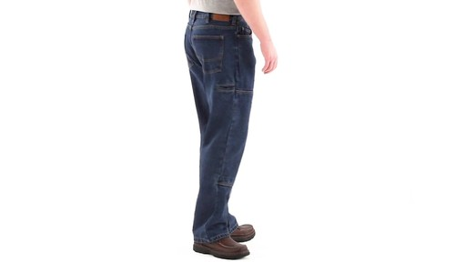 Guide Gear Men's Utility Jeans 360 View - image 3 from the video