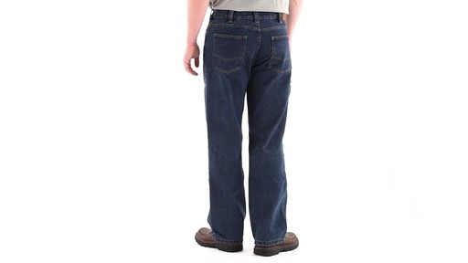 Guide Gear Men's Utility Jeans 360 View - image 5 from the video