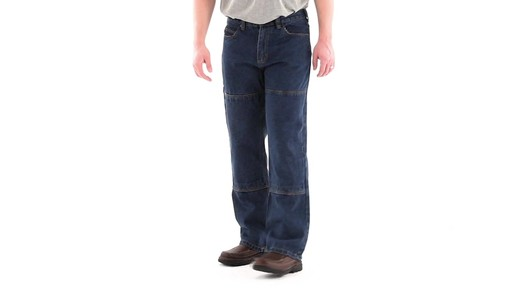 Guide Gear Men's Utility Jeans 360 View - image 8 from the video