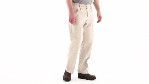 Guide Gear Men's Pleated Pants 360 VIew - image 1 from the video