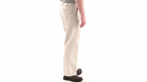Guide Gear Men's Pleated Pants 360 VIew - image 2 from the video