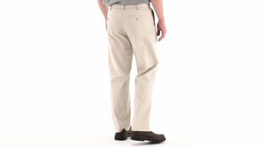 Guide Gear Men's Pleated Pants 360 VIew - image 3 from the video