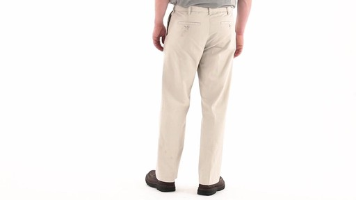 Guide Gear Men's Pleated Pants 360 VIew - image 4 from the video