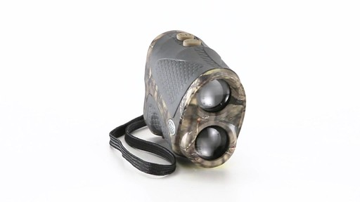 Halo XRT 750 Yard Laser Rangefinder Mossy Oak Break-Up Country Camo 360 View - image 1 from the video