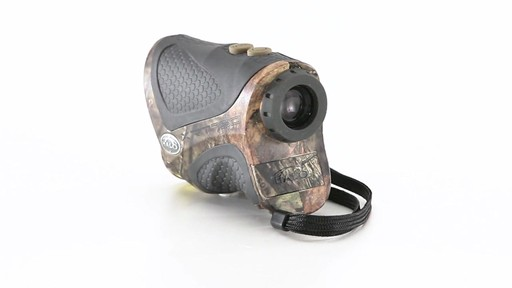 Halo XRT 750 Yard Laser Rangefinder Mossy Oak Break-Up Country Camo 360 View - image 6 from the video