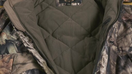 Guide Gear Guide Dry Men's Camo Coveralls Waterproof Insulated Breathable - image 2 from the video