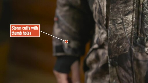 Guide Gear Guide Dry Men's Camo Coveralls Waterproof Insulated Breathable - image 3 from the video