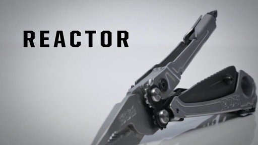 SOG Reactor Multi Tool - image 2 from the video
