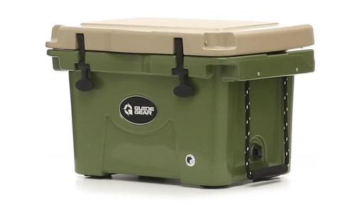 Guide Gear 30 Quart Cooler 360 View - image 1 from the video