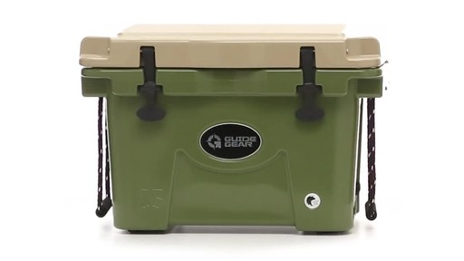 Guide Gear 30 Quart Cooler 360 View - image 2 from the video