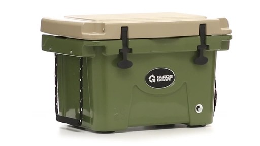 Guide Gear 30 Quart Cooler 360 View - image 3 from the video