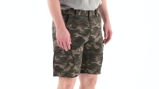 Guide Gear Men's Ripstop Cargo Shorts 360 VIew - image 1 from the video