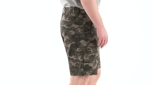Guide Gear Men's Ripstop Cargo Shorts 360 VIew - image 2 from the video