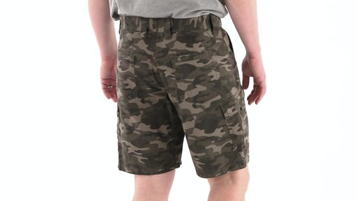 Guide Gear Men's Ripstop Cargo Shorts 360 VIew - image 3 from the video