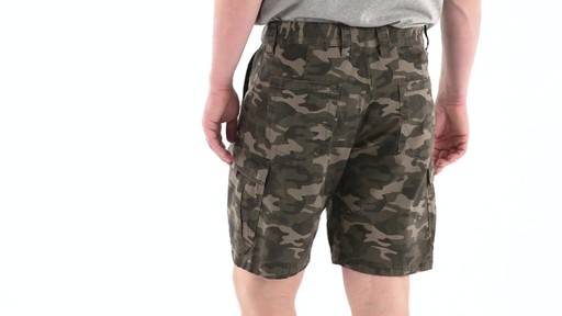 Guide Gear Men's Ripstop Cargo Shorts 360 VIew - image 4 from the video