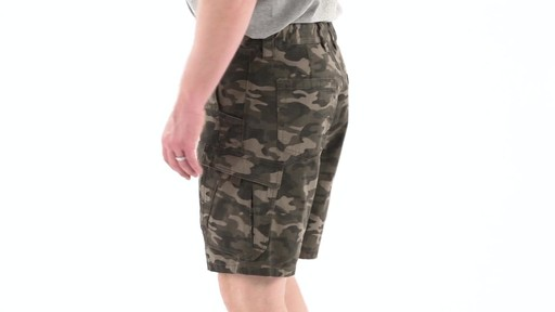 Guide Gear Men's Ripstop Cargo Shorts 360 VIew - image 5 from the video