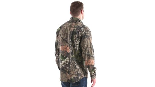 Guide Gear Men's Button-Down Hunting Shirt 360 View - image 4 from the video