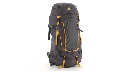 Mountainsmith Apex 60 Backpack 360 View - image 5 from the video
