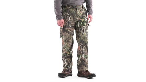 Guide Gear Men's 6-Pocket Hunting Pants 360 View - image 1 from the video