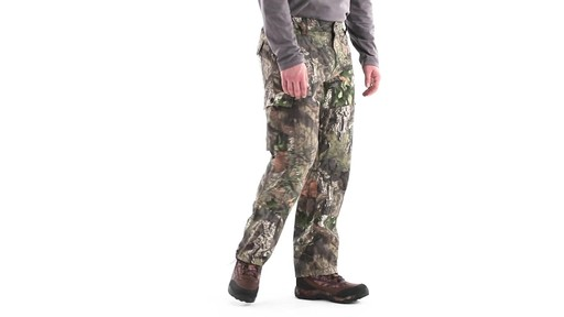 Guide Gear Men's 6-Pocket Hunting Pants 360 View - image 2 from the video