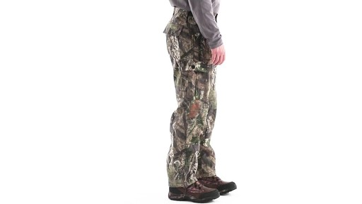 Guide Gear Men's 6-Pocket Hunting Pants 360 View - image 3 from the video