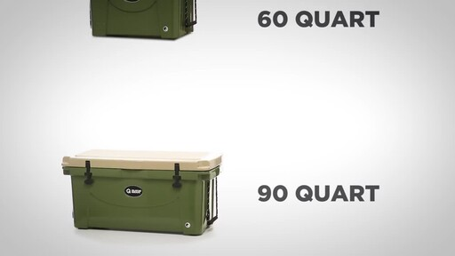 Guide Gear 60 Quart Cooler - image 2 from the video