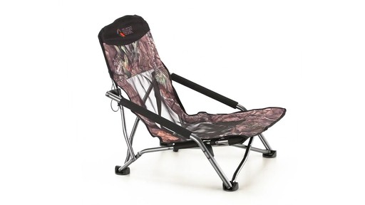 Guide Gear Deluxe Gobbler Chair 300 lb. Capacity 360 View - image 5 from the video