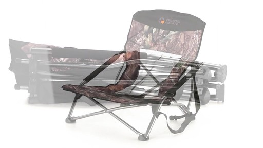 Guide Gear Deluxe Gobbler Chair 300 lb. Capacity 360 View - image 7 from the video