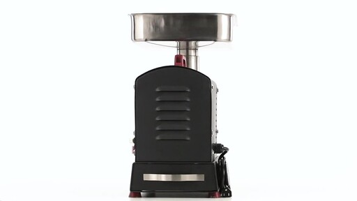 Guide Gear Series #22 Electric Commercial Grade Meat Grinder 1 HP 360 View - image 7 from the video