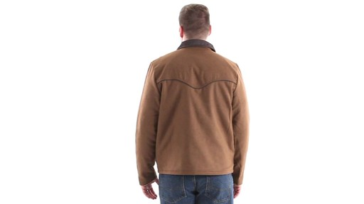 Guide Gear Men's Drover Jacket 360 View - image 4 from the video