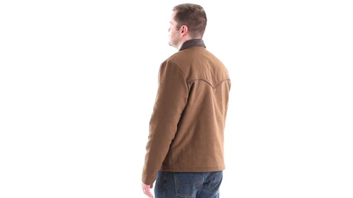 Guide Gear Men's Drover Jacket 360 View - image 5 from the video