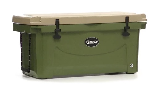 Guide Gear 90 Quart Cooler 360 View - image 3 from the video