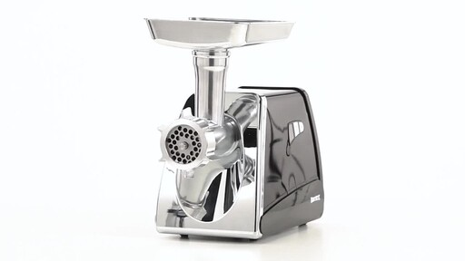 HuntRite #12 Electric Meat Grinder 0.75 HP 360 View - image 1 from the video