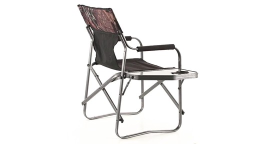 Guide Gear Oversized Chair 500 lb. 360 View - image 5 from the video