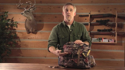 Guide Gear Universal Hunting Pack - image 4 from the video