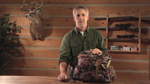 Guide Gear Universal Hunting Pack - image 9 from the video