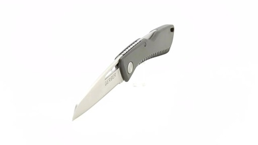 Gerber Sharkbelly Fine Edge Folding Knife 360 View - image 10 from the video