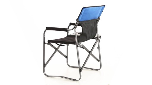 Guide Gear Oversized Directors Chair 500 lb. Capacity 360 View - image 3 from the video