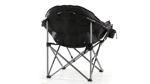 Guide Gear Oversized Club Camp Chair 500-lb. Capacity 360 View - image 4 from the video