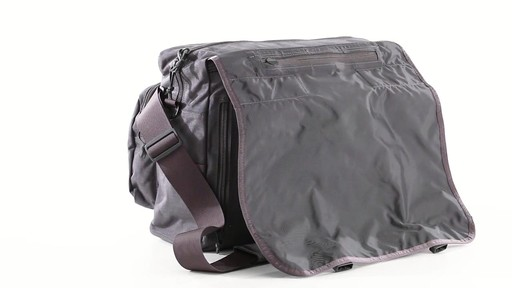 U.S. Military Surplus Tactical Range Bag 360 View - image 10 from the video