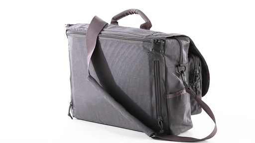 U.S. Military Surplus Tactical Range Bag 360 View - image 3 from the video