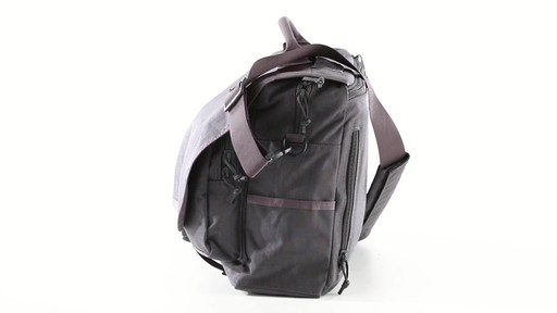 U.S. Military Surplus Tactical Range Bag 360 View - image 5 from the video