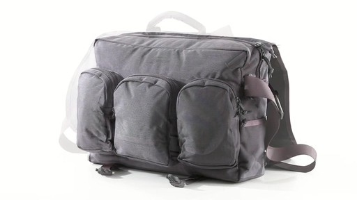 U.S. Military Surplus Tactical Range Bag 360 View - image 6 from the video
