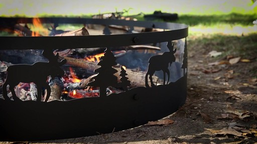 Guide Gear Campfire Cooking Equipment Set - image 3 from the video