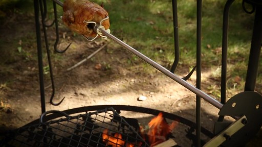 Guide Gear Campfire Cooking Equipment Set - image 8 from the video