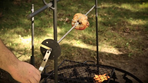 Guide Gear Campfire Cooking Equipment Set - image 9 from the video