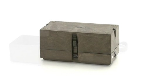 German Military Surplus Field Phone Used 360 View - image 6 from the video