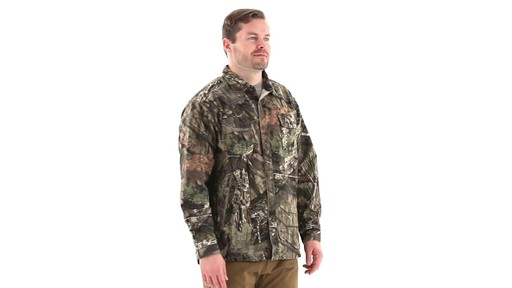Guide Gear Men's Shirt Jacket 360 View - image 1 from the video