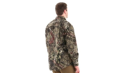 Guide Gear Men's Shirt Jacket 360 View - image 3 from the video
